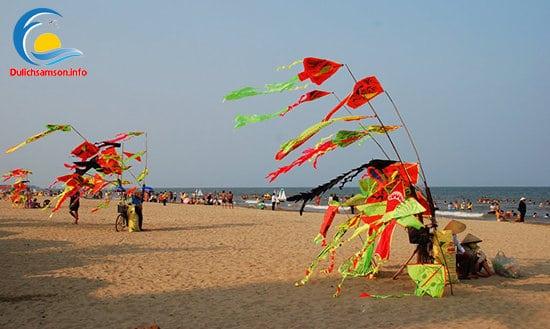 Hình ảnh chụp tại biển Sầm Sơn
