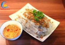 Bánh cuốn Sầm Sơn Thanh Hóa
