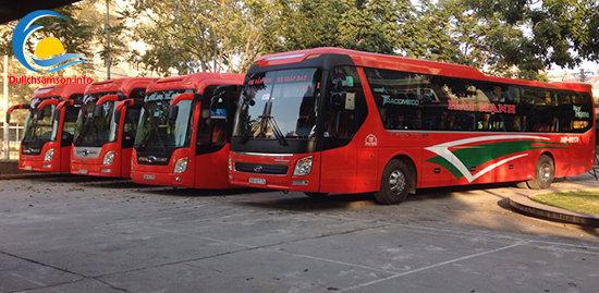 Hệ thống xe Nhà xe Hải Hạnh Sầm Sơn