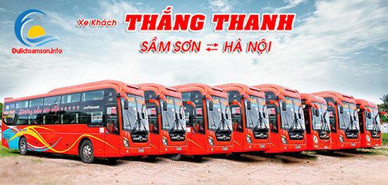 Hệ thống xe Giường nằm nhà xe Thắng Thanh Sầm Sơn