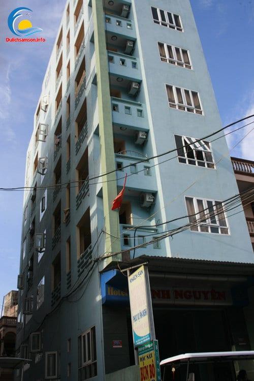 Khách sạn Bình Nguyên Sầm Sơn Thanh Hóa