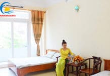 Khách sạn Bộ Ngoại Giao Sầm Sơn Thanh Hóa