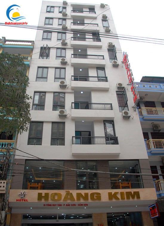 Khách sạn Hoàng Kim Sầm Sơn Thanh Hóa