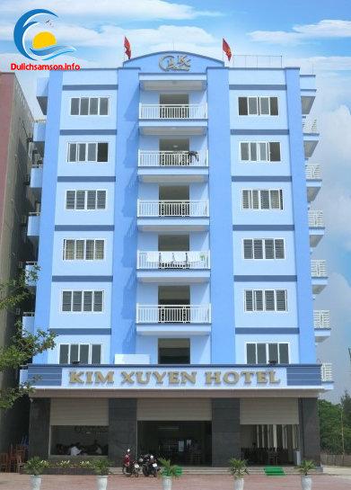 Khách sạn Kim Xuyến Sầm Sơn Thanh Hóa