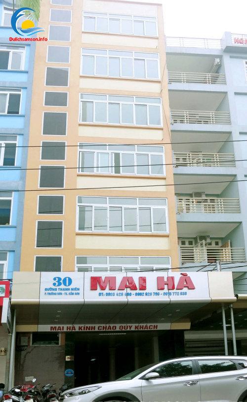 Khách sạn Mai Hà Sầm Sơn Thanh Hóa