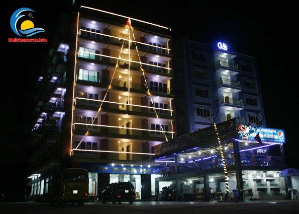 Khách sạn Minh Hạnh Sầm Sơn về đêm