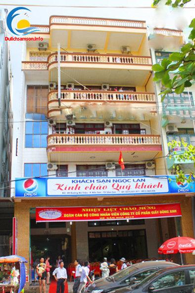Khách sạn Ngọc Lan Sầm Sơn Thanh Hóa