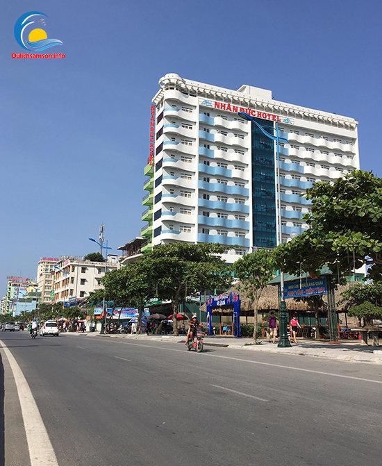 Khách sạn Nhân Đức Sầm Sơn Thanh Hóa