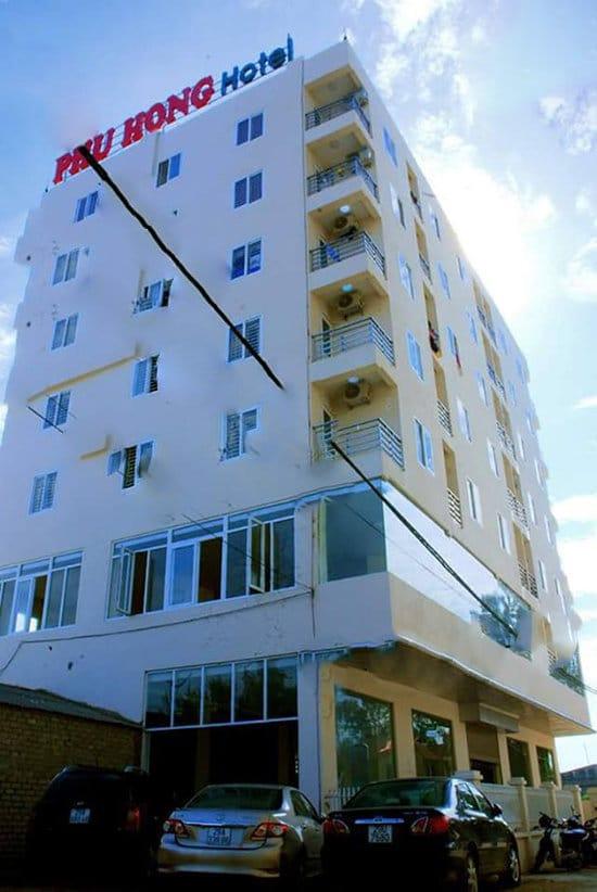 Khách sạn Phú Hồng Sầm Sơn Thanh Hóa