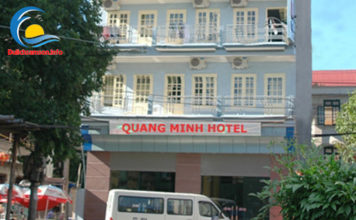 Khách sạn Quang Minh Sầm Sơn Thanh Hóa