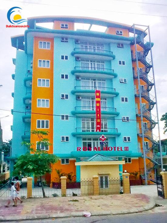 Khách sạn Royal 3 Sầm Sơn Thanh Hóa