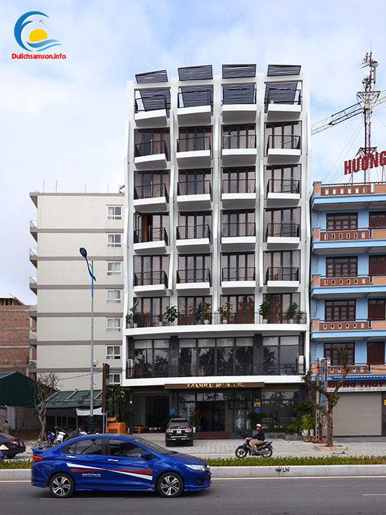 Khách sạn Thanh Long Sầm Sơn Thanh Hóa