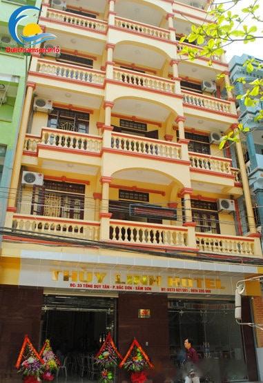 Khách sạn Thùy Linh Sầm Sơn Thanh Hóa