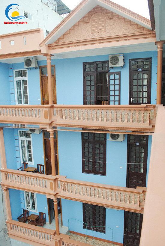 Khách sạn Trung Lan Sầm Sơn Thanh Hóa