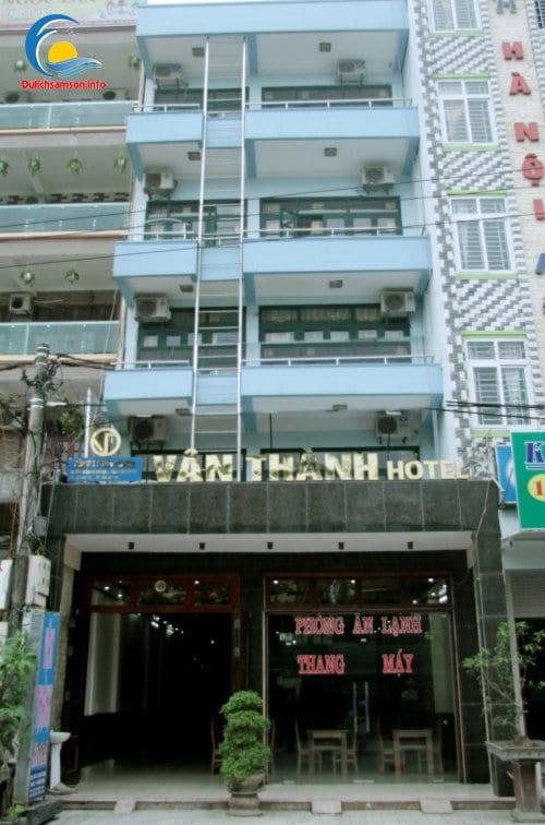 Khách sạn Vân Thành Sầm Sơn Thanh Hóa