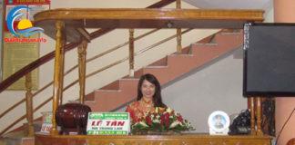 Lễ tân Khách sạn Trung Lan Sầm Sơn