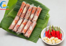 Nem chua Sầm Sơn Thanh Hóa đặc sản làm quà
