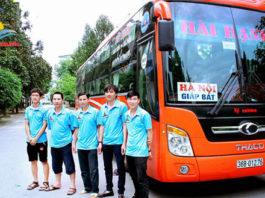 Nhà xe Hải Hạnh Sầm Sơn Thanh Hóa