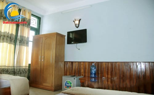 Nội thất phòng nghỉ khách sạn Vân Thành Sầm Sơn
