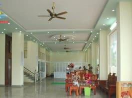 Phòng ăn khách sạn Phú Hồng Sầm Sơn
