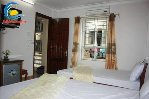 Phòng nghỉ Khách sạn Bình Nguyên Sầm Sơn
