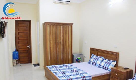 Phòng nghỉ khách sạn Bộ Ngoại Giao Sầm Sơn