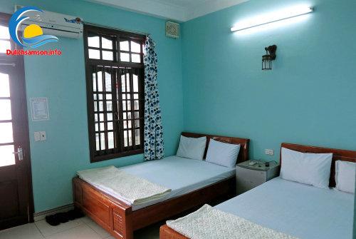 Phòng nghỉ khách sạn Mai Hà Sầm Sơn