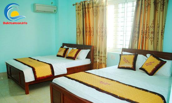 Phòng nghỉ khách sạn Minh Hạnh Sầm Sơn