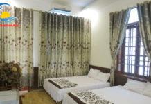 Phòng nghỉ khách sạn Ngọc Lan Sầm Sơn