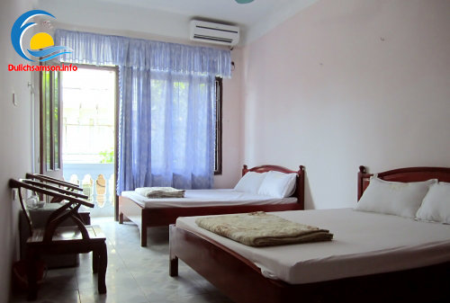 Phòng nghỉ khách sạn Sao Biển Sầm Sơn