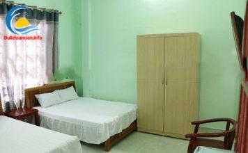 Phòng nghỉ khách sạn Thắng Lợi Sầm Sơn