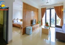 Phòng nghỉ khách sạn Thanh Long Sầm Sơn