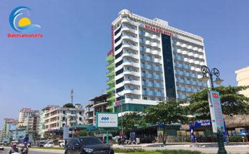 Toàn cảnh khách sạn Nhân Đức Sầm Sơn