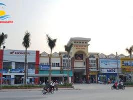 Chợ Cột Đỏ Sầm Sơn Thanh Hóa