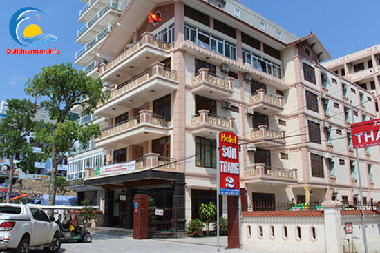Khách sạn Sơn Trang 2 Sầm Sơn Thanh Hóa