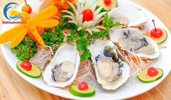 Lựa chọn địa chỉ thưởng thức hải sản Sầm Sơn