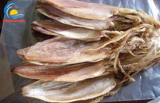 Lưu ý khi mua đặc sản mực khô Sầm Sơn